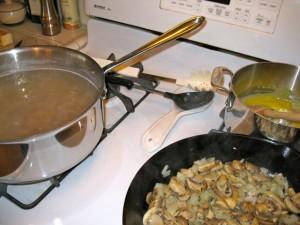 Smoked Turkey Tetrazzini -- Prep It Together