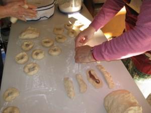Shaping cuduridi