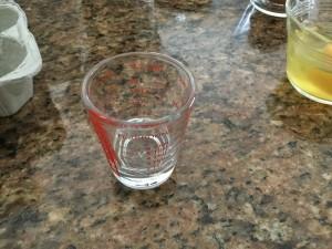 Optional: Add a teaspoon or two of vinegar.
